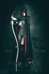 Grims Sister by MarcoSchnitzler