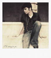 Sweet Boy one the Wall. by Benjamin-Gabriel