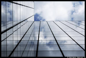 Sky Square. by Benjamin-Gabriel