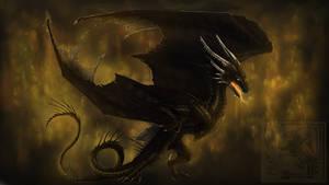 The Last Dragon Knight by GelangweilterToaster
