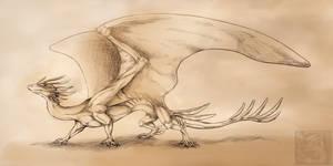Lana Sketch by GelangweilterToaster