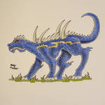 Racing Drake (Colored) by Ozzymodan