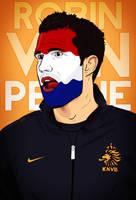 Robin Van Persie by kekkoART
