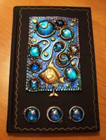 Deep blue Sea book full view by MandarinMoon