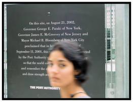 9.11 memorial site by blackest-eye