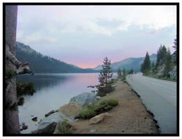 lake by blackest-eye