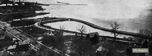 Port Day Loop and Pond (early 1900s) by Niagara14301