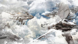 Star Wars: Bespin Blockade by TDSOD
