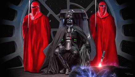 Emperor Darth Vader by TDSOD