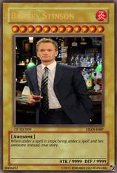 Legendary Barney Stinson by EdwardCullenFanGirll