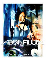 Aeon Flux by eslitelouis