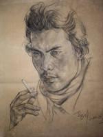 Portrait III by william690c