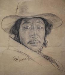Portrait IV by william690c