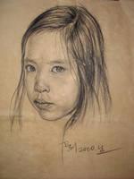 Portrait VII by william690c