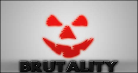 Brutality by designerfox