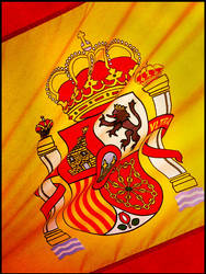 Spanish Flag by designerfox