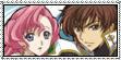 Suzaku and Euphemia Stamp by Shanari86