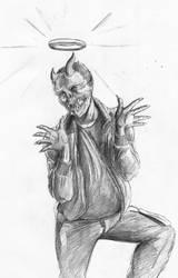 Mala persona! by Halosdreams