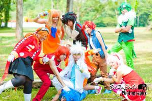 Reversal! - Beating up Sonic! by ArayaSkye