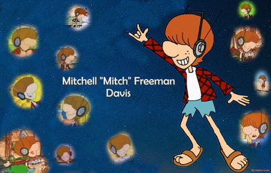 Mitch (Robot's friends wallpaper) by Hylian-Socks