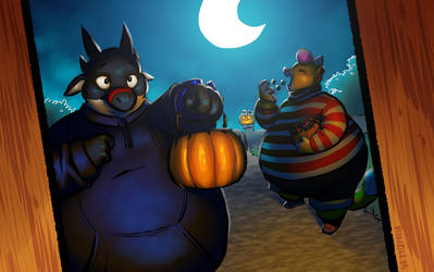 BIG Halloween by rimou