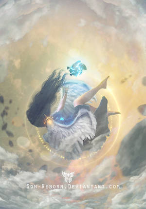 Falling down by Son-Reborn