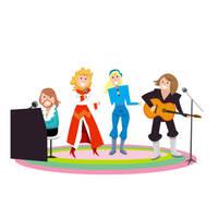 ABBA by JoanGuardiet