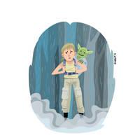 Star Wars by JoanGuardiet