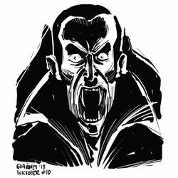 Dracula by JoanGuardiet