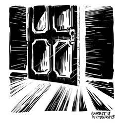 Ghost by JoanGuardiet