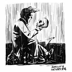 The Necromancer by JoanGuardiet