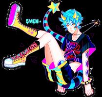 S V E N by txunnpae