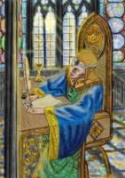 Finarfin Arafinwe by Theophilia
