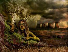 Pollution by GinnyArt