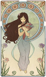 Mucha Project by GinnyArt