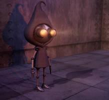 3d Character by GinnyArt