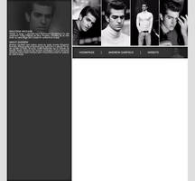 Ordered Layout ft. Andrew Garfield #2 by Kate-Mikaelson