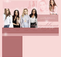 Non-Ordered Layout ft. Little Mix by Kate-Mikaelson