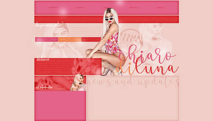 Non-Ordered Layout ft. Kylie Jenner by Kate-Mikaelson