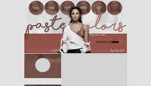 Non-Ordered Layout ft. Demi Lovato by Kate-Mikaelson