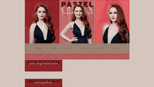 Non-Ordered Layout ft. Madelaine Petsch by Kate-Mikaelson