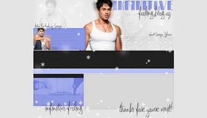 Ordered Layout ft. Enrique Iglesias by Kate-Mikaelson