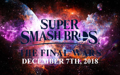 Super Smash Bros. The Final Wars by Symbiote-God