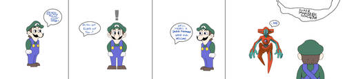 After Weegee Was Kicked Out of Crusade... by chuggaacoRnroy