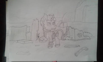 Wasteland by Peternators