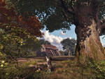 Rustic Barn by DIGITAL-DOM
