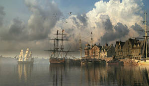 Port Antonio by DIGITAL-DOM