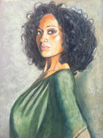 Tracee Ellis Ross by dezz1977
