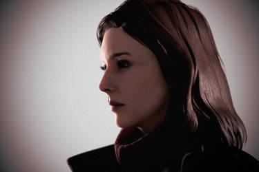 Diana Burnwood (HITMAN 2016) - Render 1 by JetSynth