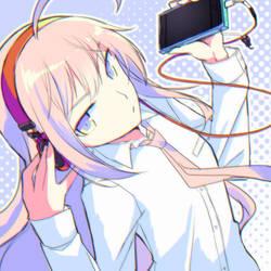 Headphones by Harutaka